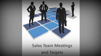 sales team report