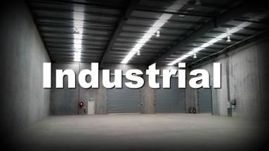 industrial warehouse empty