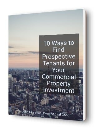 book cover about finding tenants
