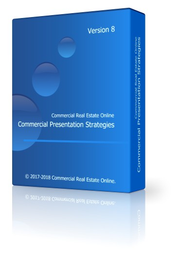 commercial presentation strategies