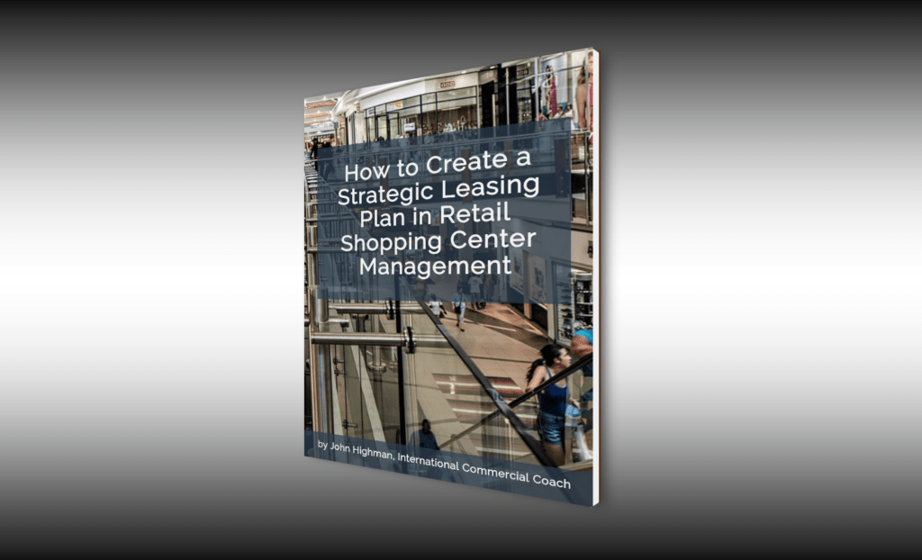 retail shop leasing book
