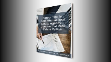 ebook cover of Commercial Real Estate Broker Career Facts