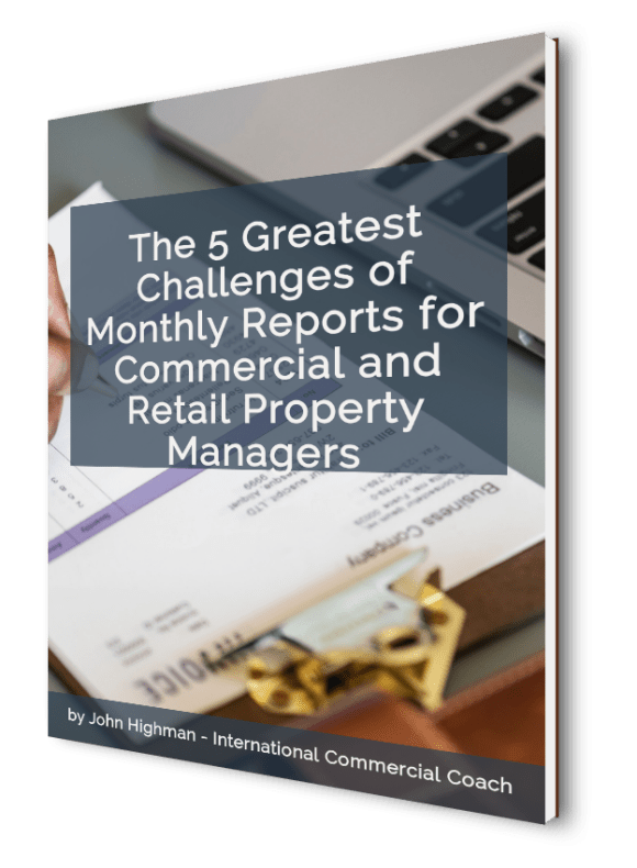 ebook on Commercial and Retail Property Management Reports