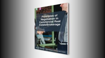 ebook cover about negotiation skills