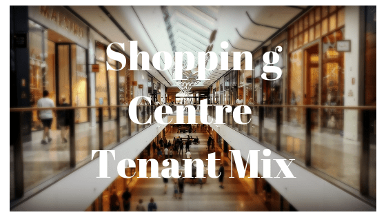 shopping mall and shops