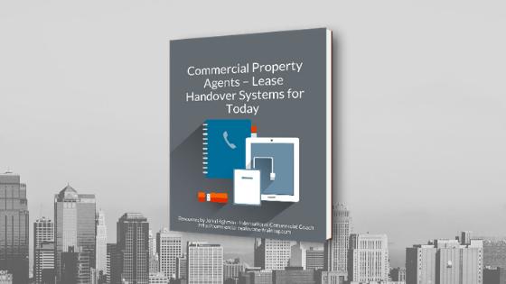 lease handover checklist book