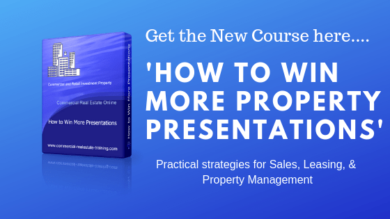 Commercial Presentations Course
