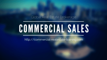 commercial real estate sales skills for city agents