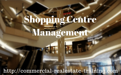 shopping centre mall