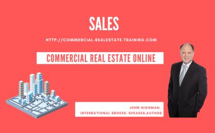 commercial real estate sales skills