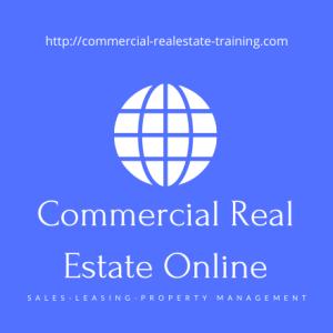 commercial real estate online logo