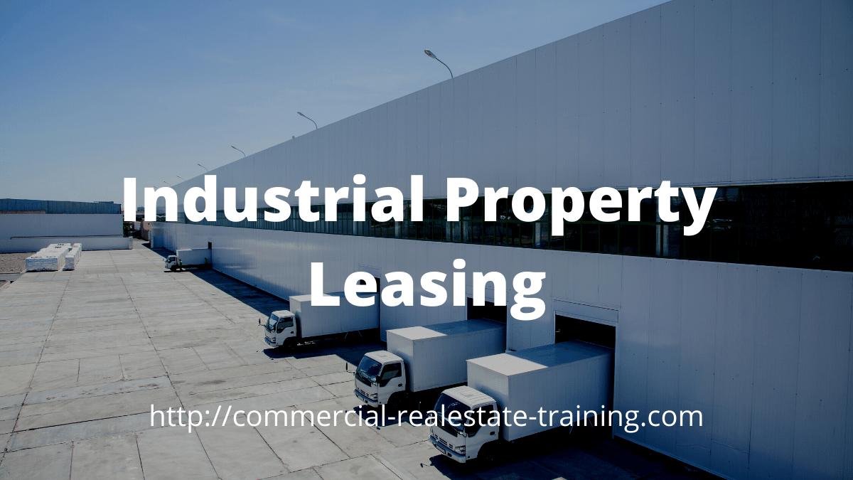 warehouse and trucks loading
