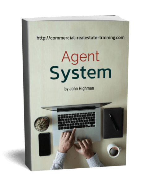 agent system ebook for commercial real estate