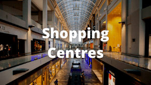 shopping centre mall sales and leasing training by John Highman