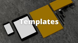 commercial real estate templates by John Highman