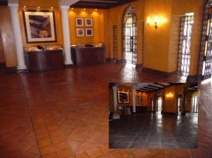 Terracotta Tiled Restaurant Floor Renovation at the Sheraton Addis hotel