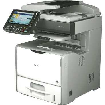Ricoh Aficio  Copier Review (Model SP 5210SFHW)