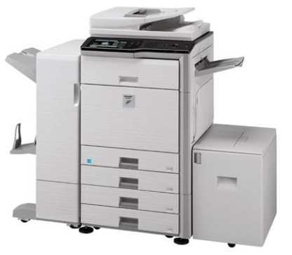 Sharp Office Coper Model MX M453N