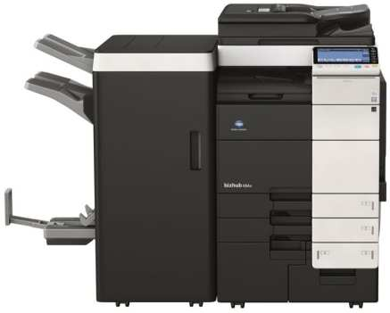 Konica Minolta 654e Office Copier