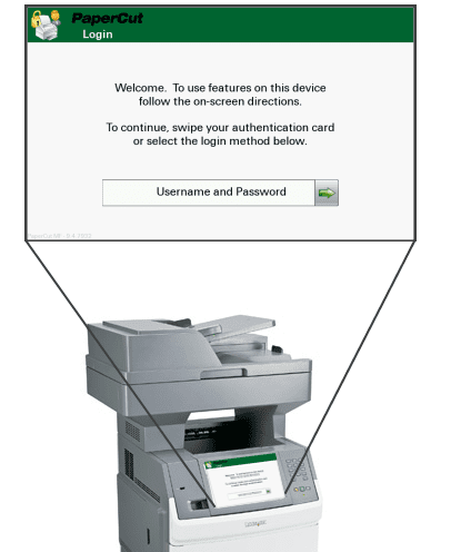 Copier Counter For Employees