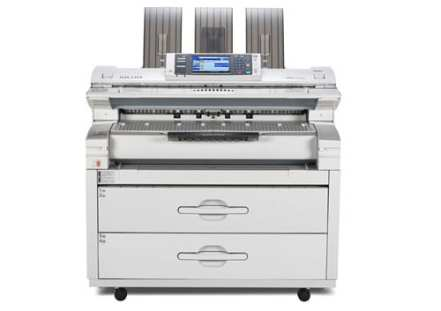 Wide Format Copy Machines