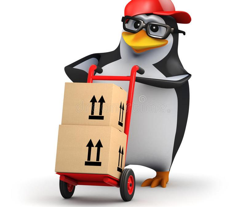Are you a Courier or an Expediter?