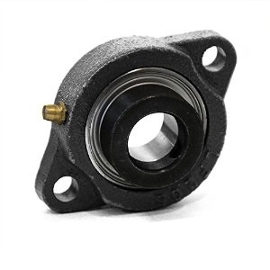 1″ Oval Flange Mount Bearing