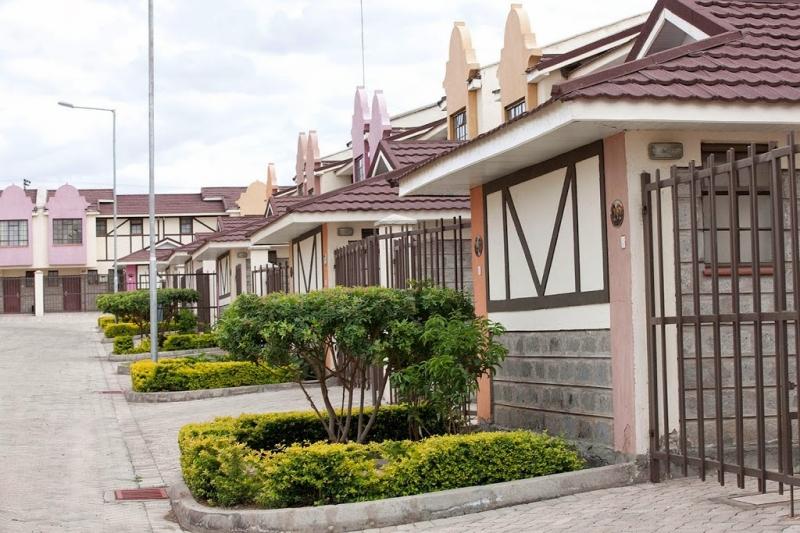 SIDAI VILLAGE gates