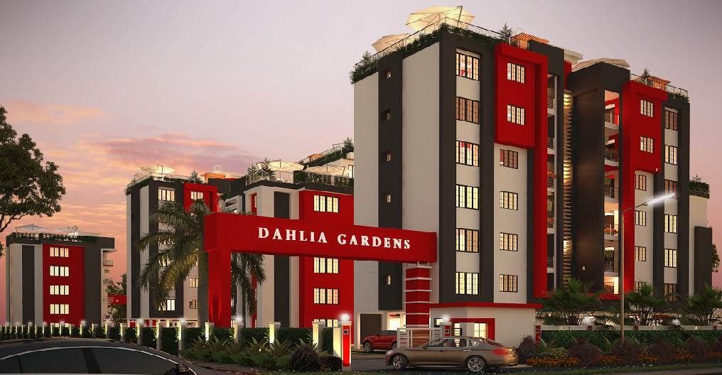 Dhalia Gardens