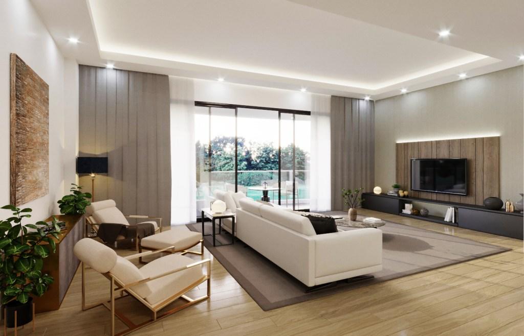 White Oak Apartment