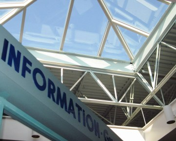 Premium Outlets Mall Skylight Replacement-1055
