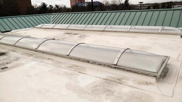 skylight inspection DoubleTree 24429-091654597