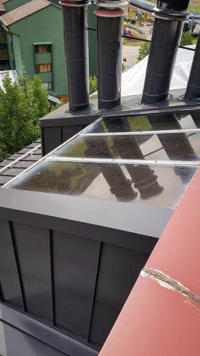 re-glaze skylight 23778-131209