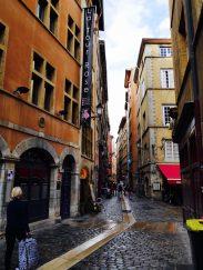 Les ruelles du vieux Lyon