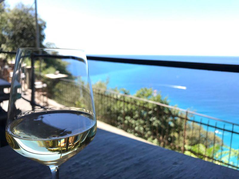 Vin Blanc des cinque terre