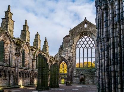 Abbaye de Holyrood palace