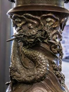 Sculpture du musée national d'Ecosse