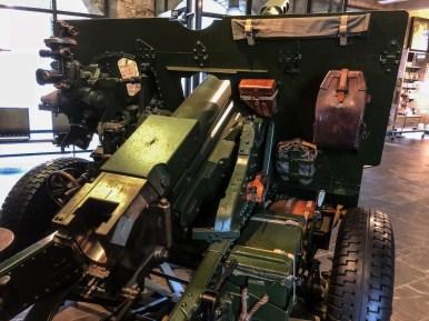 Machine de guerre du musée de la guerre