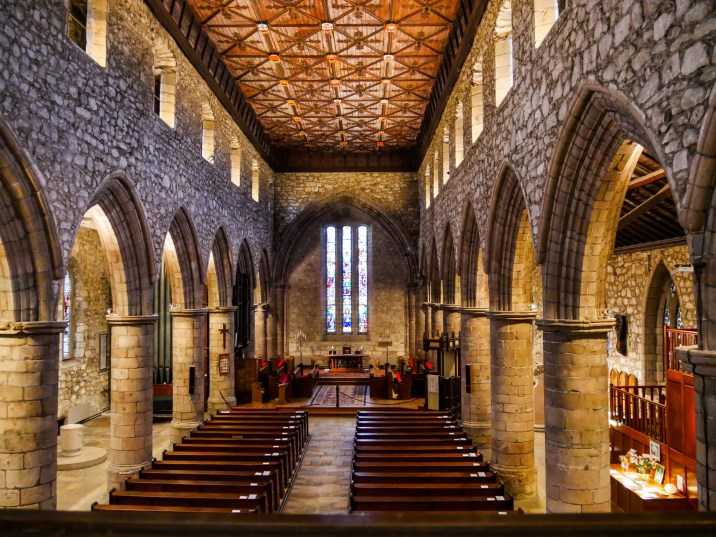 Cathédrale d'Aberdeen