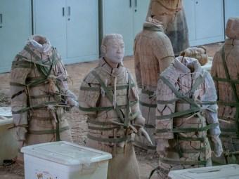 Reconstitution des soldats