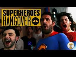 SuperheroesHangover