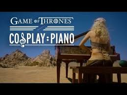 gamesofthronescosplaypiano