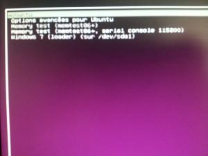 options avances ubuntu