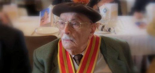 Raymond GALINIE en 2014 - Photo La Dépêche du Midi