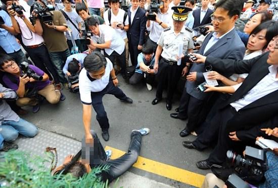 crime reenactment korea