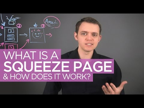 What is a Squeeze Page & How Does it Work?