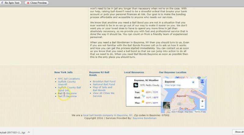 Mass Page Creator Intro - Quick Mass Page Build - Local Lead Gen Sites