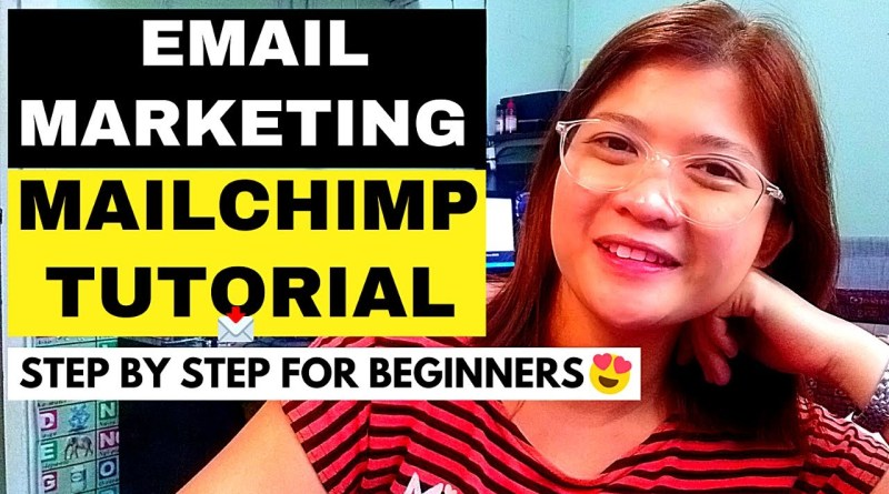 EMAIL MARKETING STEP BY STEP GUIDE - EMAIL MARKETING FOR BEGINNERS| MAILCHIMP TUTORIAL