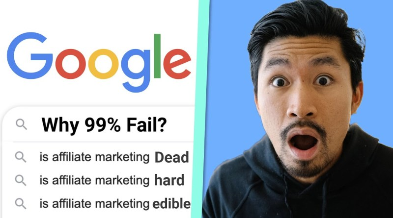 Why 99% will FAIL Affiliate Marketing in 2020...