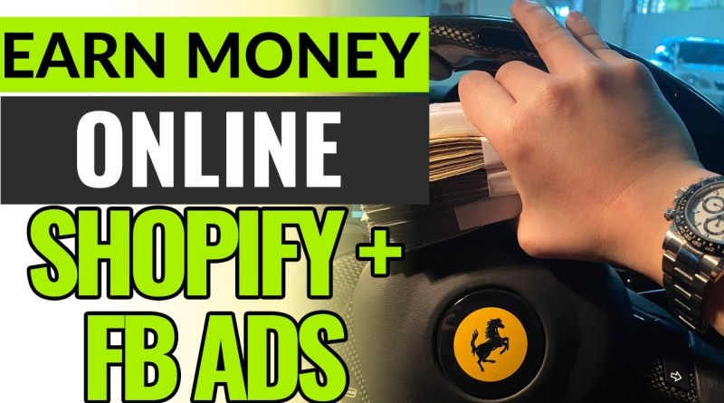Earn Money with E-Commerce for Filipinos - Create for Profitable Shopify Store Part 1